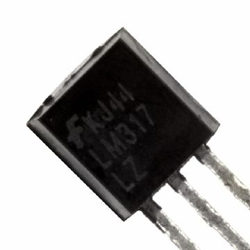 LM317LZ Variable Voltage Regulator TO92 100mA Pack of 1